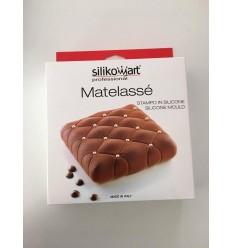 Molde de silicona Matelassé - Silikomart