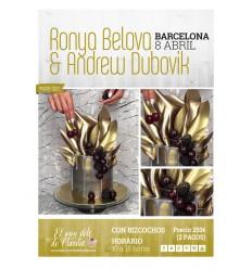2do pago Master Class 08/04 con Ronya Belova & Andrew Dubovik