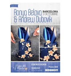 1er pago Master Class 01/10 con Ronya Belova & Andrew Dubovik