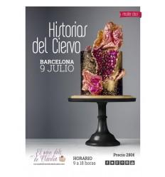 2do pago Master Class con Historias del Ciervo 09/07