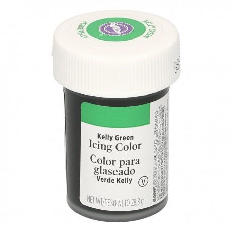 Colorante en gel verde kelly Wilton