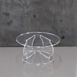 Spinnaker Cake Display Stands - 10 cm