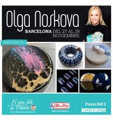 Master Class de 3 días 27, 28 y 29/11/20 con Olga Noskova