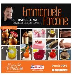 Master Class de 3 días 20, 21 y 22/11/20 con Emmanuele Forcone