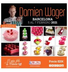 Master Class de 3 días 05, 06 y 07/02/21 con Damien Wager