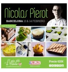 Master Class de 2 días 13 y 14/02/21 con Nicolas Pierot