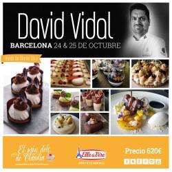 Master Class Online de 2 días 24 & 25/10 con David Vidal