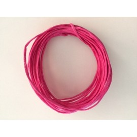 Paper wire x 5 metres. Colour: Fuchsia Pink