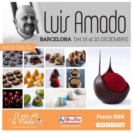 3 days Online Master Class 18, 19 & 20/12 with Luis Amado