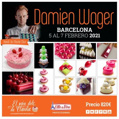 Master Class Online de 3 días 05, 06 y 07/02/21 con Damien Wager