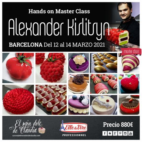 1st payment Master Class 22/04 with Ivenoven