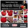3 days Online Master Class 12, 13 & 14/03/21 with Alexander Kislitsyn