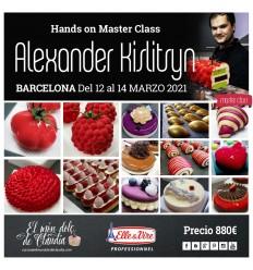 Master Class de 3 días 12, 13 y 14/03/21 con Alexander Kislitsyn