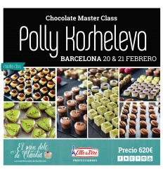 1st payment 3 days Hands on Master Class 26, 27 & 28/04/19 with Pollykosheleva