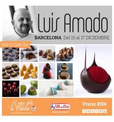 Master Class de 3 días  15, 16 y 17/12 con Luis Amado