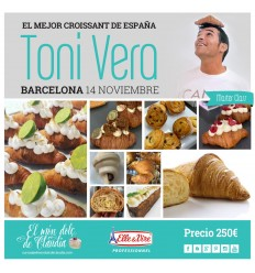 Master Class Online 14/11/20 con Toni Vera