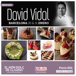 Master Class de 2 días 30 & 31/01/21 con David Vidal