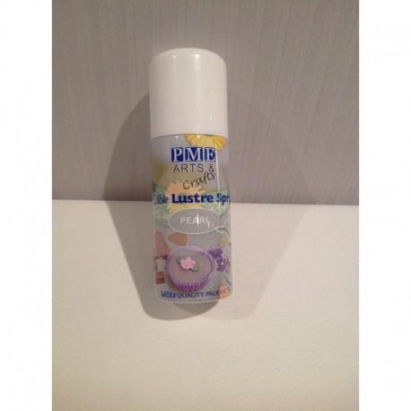 Edible lustre Spray PME Pearl