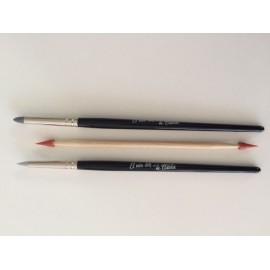Set de 3 pinceles de modelado