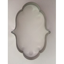 Cookie cutter plaque Hadas y Grumetes