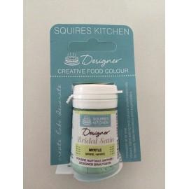 Designer Bridal Satin Myrtle Dust Colour Squires Kitchen