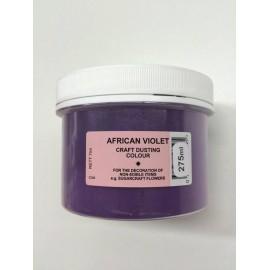 Colorante en polvo Sugarflair violeta africano