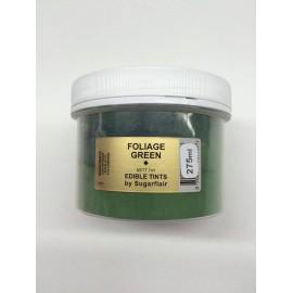 Edible tints Foliage Green