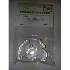 Orchid Burrageara 292S Framar Cutters