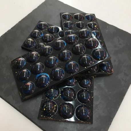 Molde tableta de chocolate Chocolate World