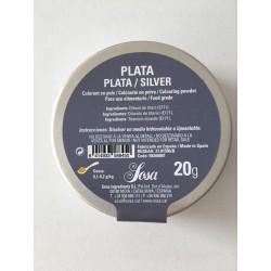 Colorante Sosa Plata