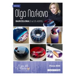 Master Class de 3 días 13, 14 y 15/04/18 con Olga Noskova