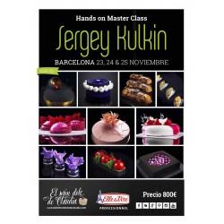 Master Class de 3 días 23, 24 y 25/11/18 con Sergey Kulkin