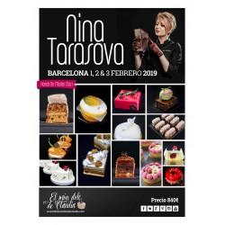 1er pago Hands On Master Class de 3 días 01, 02 y 03/02/19 con Nina Tarasova