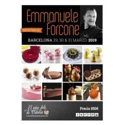 2do pago Master Class de 3 días 29, 30 y 31/03/19 con Emmanuele Forcone