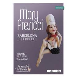 Master Class de modelado 10/02/19 con Mary Presicci