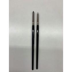 Set de 2 pinceles de modelado