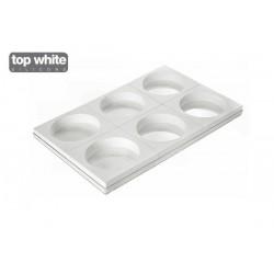 Molde de silicona Tor 160 H50/6 - Silikomart
