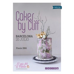 Master Class 20/07/19 con Cakes by Cliff