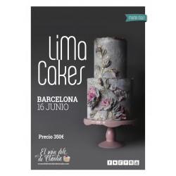 Master Class 16/06/19 con Lima Cakes