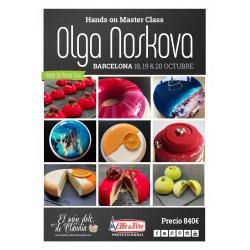 1er pago Master Class de 3 días 18, 19 y 20/10/19 con Olga Noskova