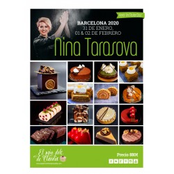 Hands On Master Class de 3 días 31/01, 01/02 y 02/02/20 con Nina Tarasova