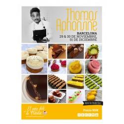 2do pago Master Class de 3 días 29/11, 30/11 & 01/12/19 con Thomas Alphonsine