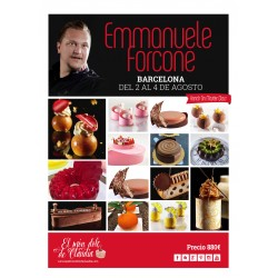 Master Class de 3 días 02, 03 y 04/08/19 con Emmanuele Forcone