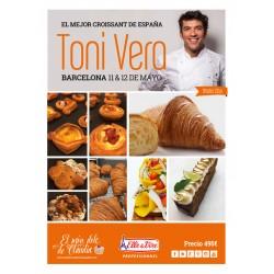 Master Class de 2 días 11 y 12/05/19 con Toni Vera