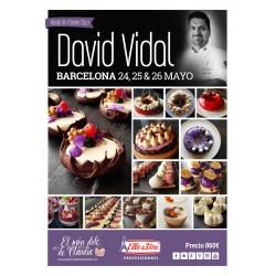 Hands on Master Class de 3 días 24, 25 y 26/05/19 con David Vidal