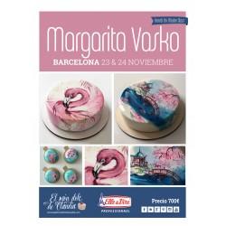 2do pago Master Class de 2 días 23/11 & 24/11/19 con Margarita Vasko