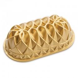 Jubilee Loaf Pan Nordic Ware - Gold