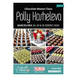 1er pago Hands on Master Class de 3 días 26, 27 y 28/04/19 con Pollykosheleva