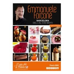 2do pago Master Class de 3 días 01, 02 y 03/05/20 con Emmanuele Forcone